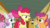 Apple Bloom --But we're the Cutie Mark Crusaders!-- S6E4