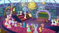 Discord bursts into the classroom S8E15