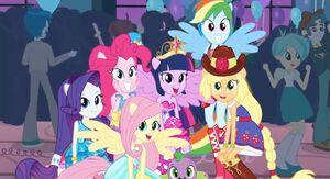 Equestria Girls 32