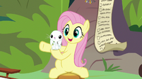 "Fluttershy ""teach all these hungry predators"" S9E18"