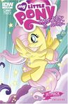 Fluttershy issue 2 variant