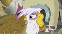 "Gilda ""the first nice thing anygriffon's ever said to me!"" S5E8"