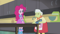 Granny Smith teaching Pinkie to bake cookies EG2.png