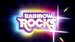 Logo final de Rainbow Rocks introducción de EG2
