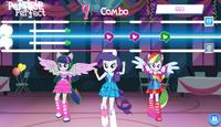 MLP Game Dance
