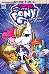 My Little Pony Deviations cover A