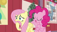 "Pinkie Pie ""I don't remember"" BGES2"