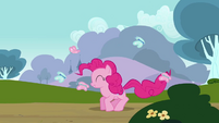 Pinkie Pie 'This will solve everything' S3E3