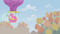Pinkie Pie as the Announcer S1E13.png