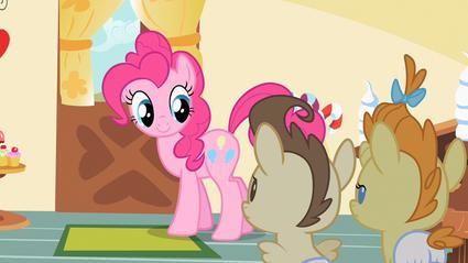 Pinkie Pie hey vocêis dois S2E13