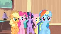 Rainbow 'Is... everything okay' S4E08