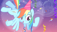 Rainbow 'Who's ready to get their party on' S4E12