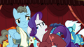 "Rarity ""you would break his long-distance Wonderbolt record!"" S5E15.png"