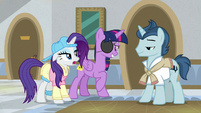 "Rarity as Plainity ""we sure are"" S8E16"