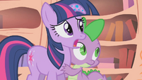 Twilight saying there's not a thing wrong with Fluttershy S1E09