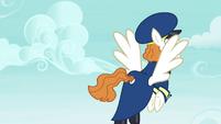 Unnamed Pegasus as General Flash S4E21