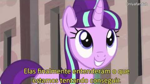 (Legendado) Novo trailer e teaser da quinta temporada de My Little Pony