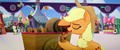 Applejack pouring another cup of cider MLPTM.png