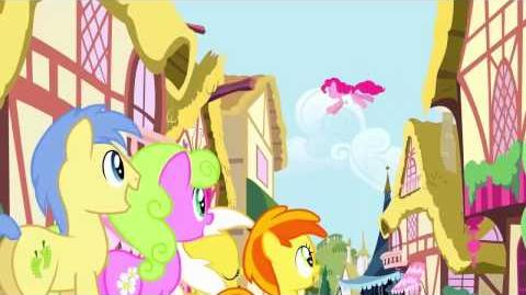 Arabic My Little Pony Pinkie The Party Planner Song HD