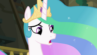 "Celestia ""you must warn Sunset Shimmer"" EGFF"