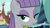 Maud Pie staring blankly at Starlight S7E4