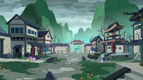 Mistmane's village home in decline S7E16