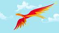 Philomena soaring in sky S1E22.png