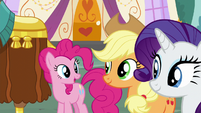 Pinkie -make you feel at home- S5E11
