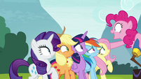Pinkie Pie -can you believe it-!- S8E18