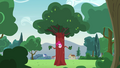 Pinkie Pie disguised as a tree EG3.png
