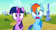 Rainbow's rage expression S3E12