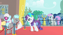 Rarity you know me S1E20