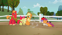 Scootaloo about to run S2EP12
