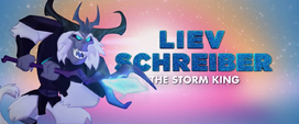 Second trailer promo shot of the Storm King MLPTM