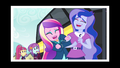 Sour Sweet and Sunny Flare confused as to why Cadance and Luna are friends EG3.png