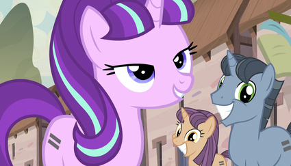 "Starlight Glimmer ""...your choice"" S5E1"