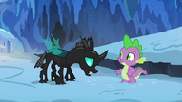 Thorax --I wouldn't want you to get hurt-- S6E16
