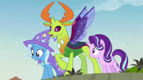 Thorax -I'm here to save you!- S7E17