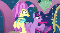Twilight -aquatic pony early development- S8E6