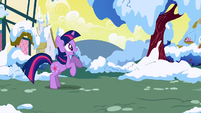 Twilight prance gasp S1E11