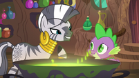 Zecora --if I am to be honest-- S5E22