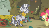 Zecora Hoof Raised S1E09