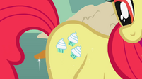 Apple Bloom cupcakes fake cutie mark S1E12