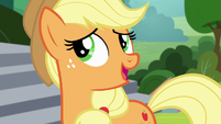 """Applejack """"what could go wrong?"""" S8E7"""