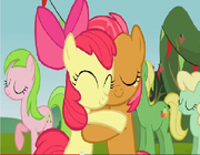 Babs y applebloom