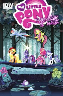 Comic issue 31 cover RI