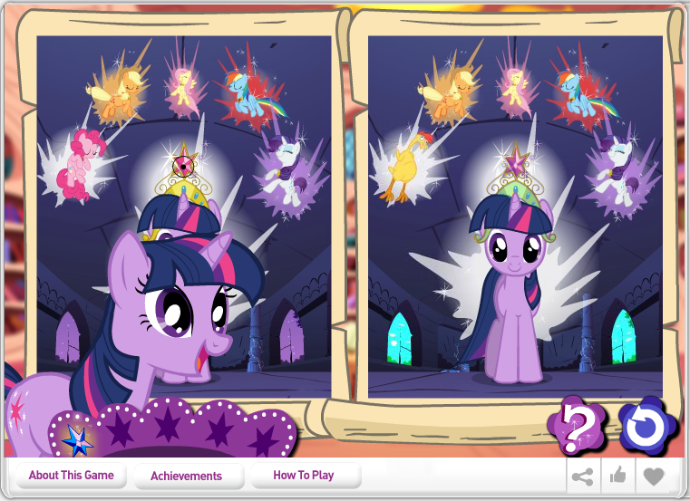 discover the difference my little pony friendship is magic wiki