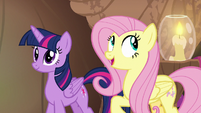 "Fluttershy ""I would have thought to use"" S7E20"