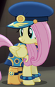 Fluttershy - Admiral Fairy Flight ID S4E21
