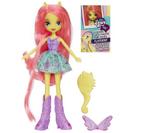 Fluttershy Equestria Girls standard doll